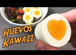 Enlace a Cocinando unos deliciosos huevos hiper kawaii