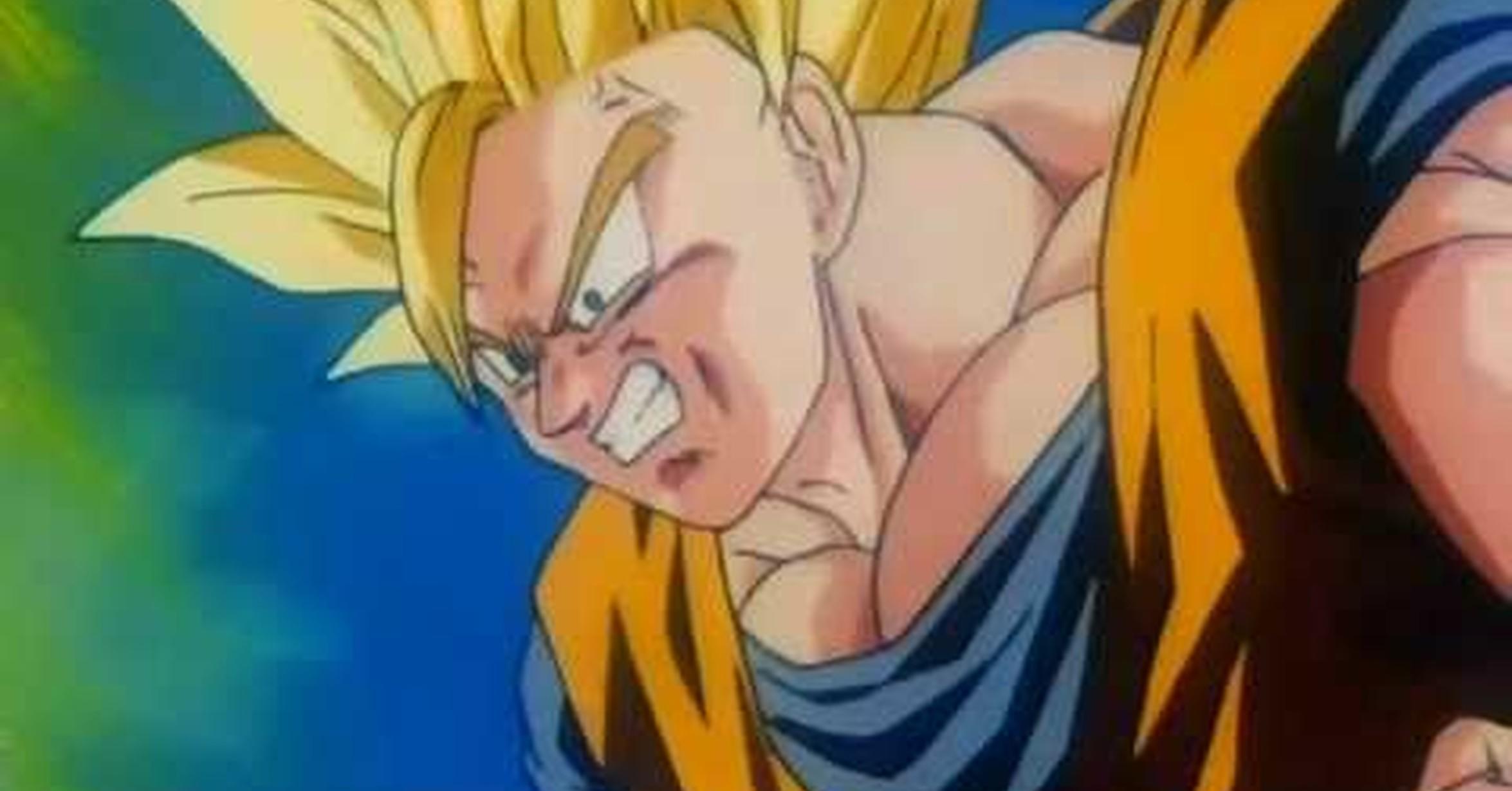 No tengo tele! / La transformación de Son Goku en Super
