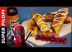 Enlace a Deadpooliciosos las chimichangas de Deadpool, así se hacen