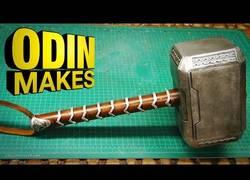 Enlace a Creando el martillo de Thor desde cero