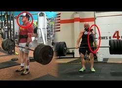 Enlace a Estos atletas hará sufrir tu musculatura con el peso que levantan