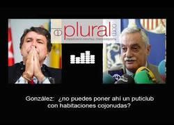 """Enlace a Ignacio González habla de negocios: """"¿No puedes poner ahí un puticlub con habitaciones cojonudas?"""""""
