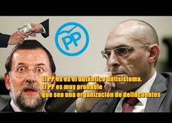 Enlace a El Juez Elpidio Silva habla del motivo por el que hay que ilegalizar al PP