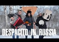 Enlace a Lo que faltaba: estos rusos versionan el 'despacito' con su estilo de música
