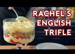 Enlace a Así se cocina este plato de Rachel que sale en Friends