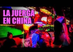 Enlace a Noche de bares y discoteca en China