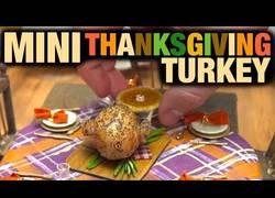 Enlace a Cocinando una mini cena de Acción de Gracias