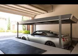 Enlace a La forma más avanzada de guardar el coche en casa