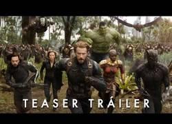 Enlace a La gran batalla va a comenzar. Estreno mundial del tráiler de la de Los Vengadores: Infinity War