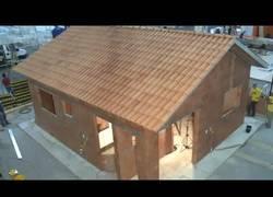 Enlace a La increíble construcción estructural de esta casa a base de ladrillos