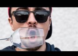 Enlace a Aprendiendo a romper cristales con la voz