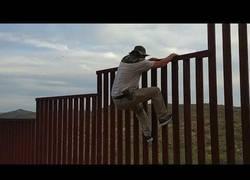 Enlace a Así de fácil se cruza la frontera de México y Estados Unidos