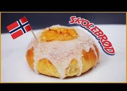 Enlace a Así se cocina el Skolebrød, esta deliciosa comida noruega