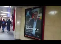 Enlace a El túnel del horror en el metro de Plaça Catalunya