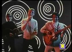 Enlace a Los Bravos, posiblemente el único grupo español que tuvo repercusión internacional durante esa época