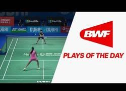 Enlace a Los mejores golpes vistos en las Superseries de Dubai del Badminton femenino