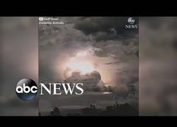 Enlace a Graban en Australia la tormenta más espectacular captada hasta la fecha
