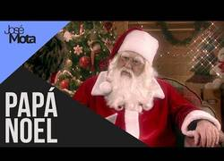 Enlace a Jordi Évole entrevista a Santa Claus
