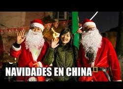 Enlace a Así se celebra la Navidad en China