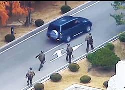 Enlace a Cámaras de seguridad captan el momento en el que un soldado escapa de Corea del Norte