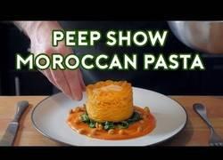 Enlace a Cocinando un delicioso plato de pasta marroquí que te dejará sorprendido