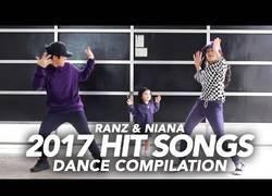 Enlace a Bailando los mejores temas de 2017 con un gran estilo