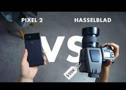 Enlace a La diferencia entre la cámara de un Google Pixel 2 y una cámara Hasselblad de 20.000 dólares