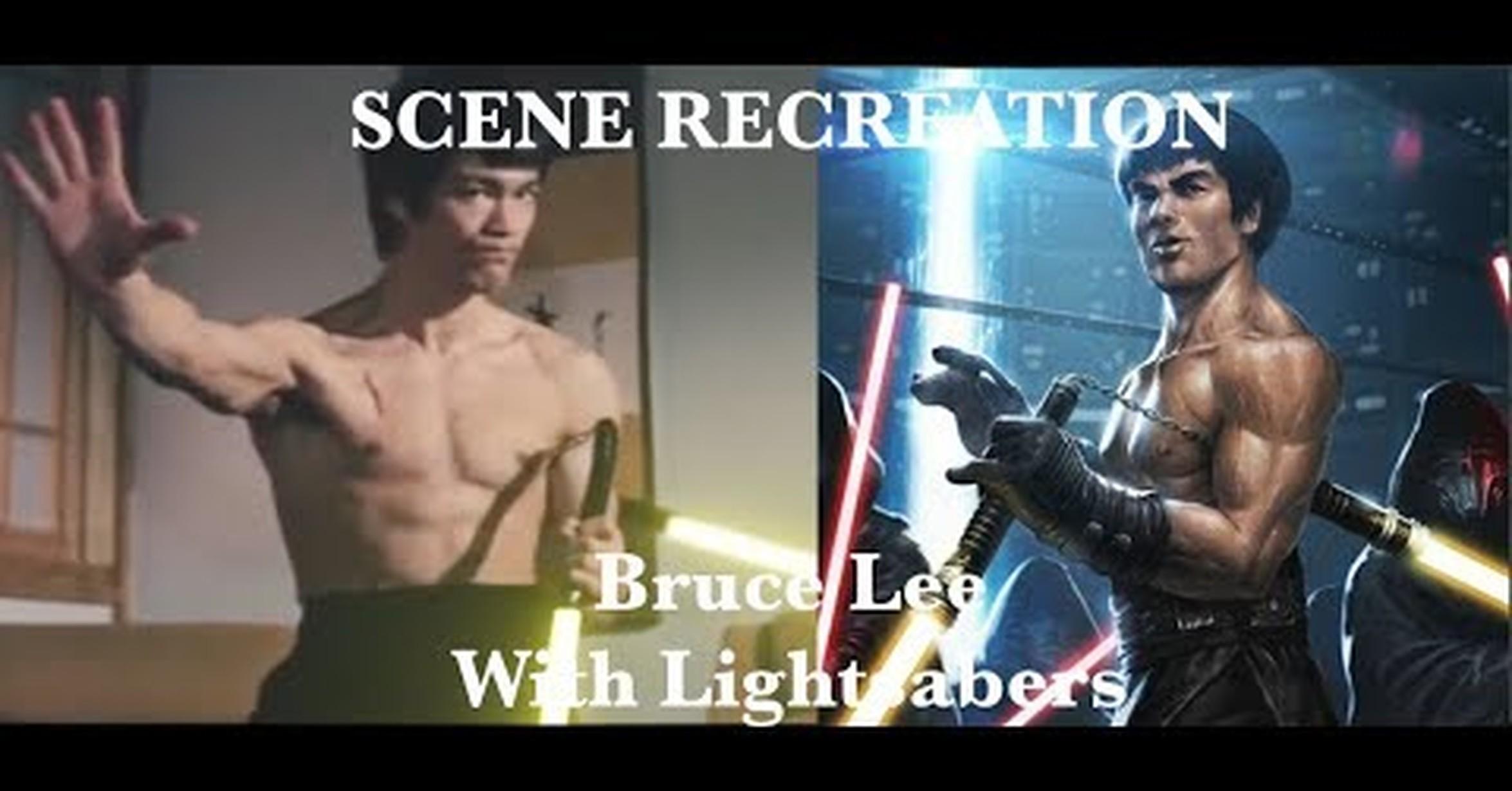 No Tengo Tele Anaden Sables Laser A Las Peliculas De Bruce Lee Y