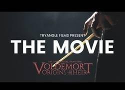Enlace a Finalmente llega la película de Lord Voldemort creada por un fan de la saga