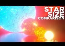 Enlace a No somos nada en el universo: comparando las diferentes estrellas que podemos encontrar en el universo