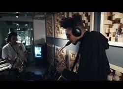 Enlace a Fusionan Rap con Jazz y suena espectacular