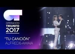 Enlace a Alfred y Amaia: los representantes de España en Eurovisión con