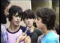 Enlace a Los jóvenes del Barrio en 1982