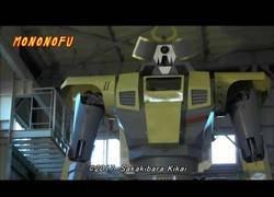 Enlace a Japón presenta al Mundo su prototipo de Mazinger Z totalmente operativo