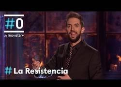 Enlace a El monólogo con el que David Broncano empezó su nuevo programa 'La resistencia'