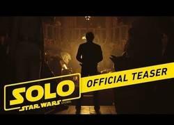 Enlace a Presentado oficialmente el primer teaser de SOLO, la nueva película de Star Wars