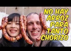 Enlace a El curado de carne y pescado en las calles de China,terrorifico para algunos,delicioso para otros