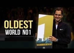 Enlace a El gran Roger Federer a sus 36 añazos vuelve a ser el número uno. INCREIBLE.
