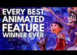 Enlace a Recopilan las mejores películas de animación en Los Oscar desde 2002 a la actualidad