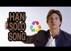 Enlace a Crean un remix con frases de Han Solo en Star Wars