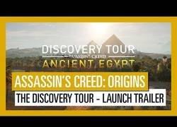 Enlace a Assassin's Creed lanza una actualización educativa con la que podrás conocer Egipto