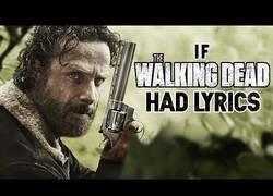 Enlace a Ponen letra a la intro de The Walking Dead