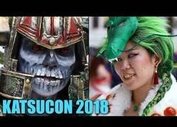 Enlace a Los cosplays más espectaculares vistos en la Katsucon 2018