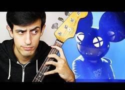 Enlace a Deadmau5 dijo que era imposible tocar este tema con un bajo, y lo han conseguido