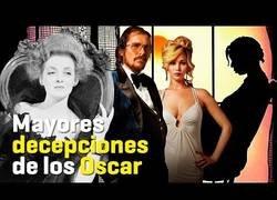 Enlace a Los mayores fracasos de los premios Óscar
