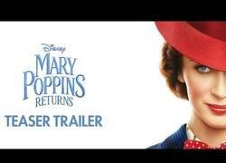 Enlace a Mary Poppins vuelve con la magia de siempre a la gran pantalla con este teaser para abrir boca