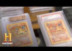 Enlace a Rick recibe en su casa de subastas una colección alucinante de cartas de Charizard