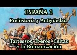 Enlace a Historia de España contada con humor
