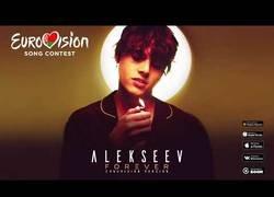 Enlace a ''ALEKSEEV - Forever'' Así es la canción de Bielorrusia para Eurovisón