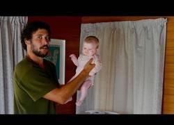 Enlace a Trucos infalibles para hacer eructar a tu bebé